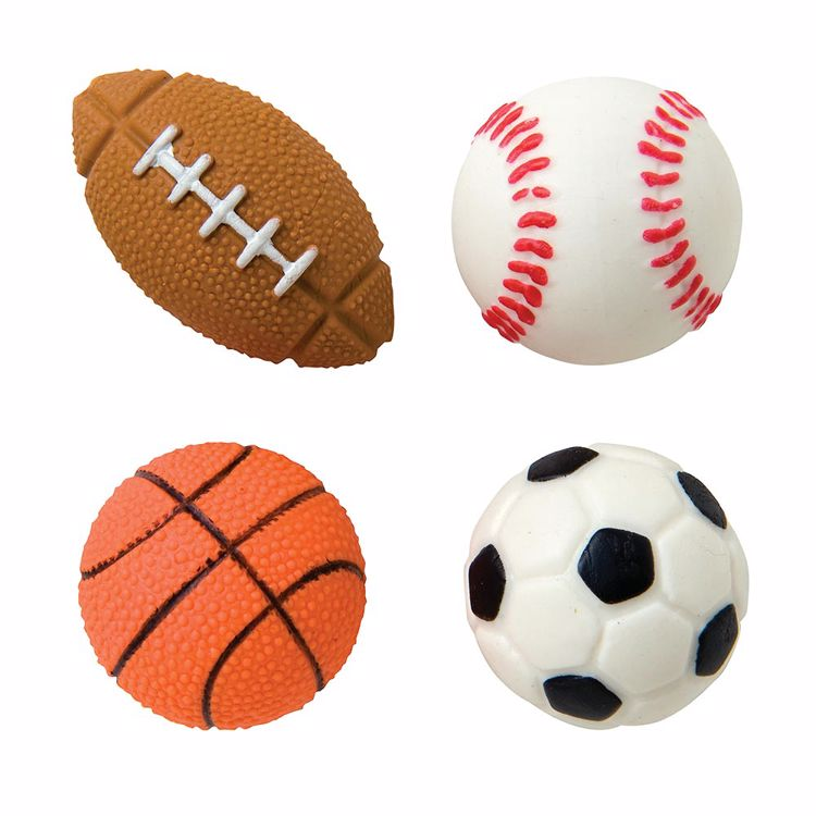 Picture of Sports Ball Erasers