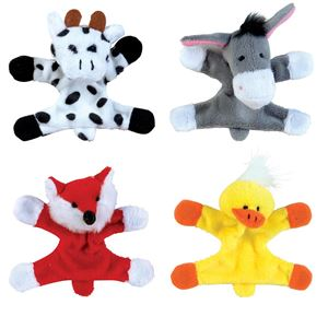 Picture of Barnyard Locker Buddies Plush Magnets