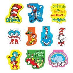 Picture of Dr. Seuss Magnetic Bookmarks
