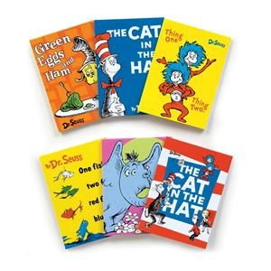 Picture of Dr. Seuss Mini Memo Pads
