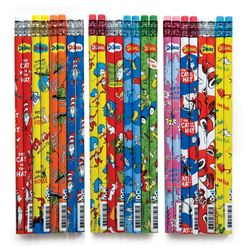 Picture of Dr. Seuss Pencils Too