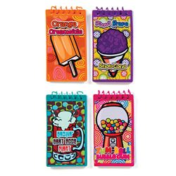 Picture of Scent-sibles Memo Pad with Scented Erasers