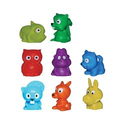 Picture of Mini-Malz Animal Pencil Toppers