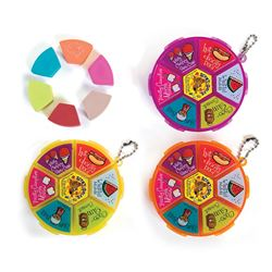 Picture of 6-Ct Scentsibles Fun in the Sun Eraser Wheel Sets
