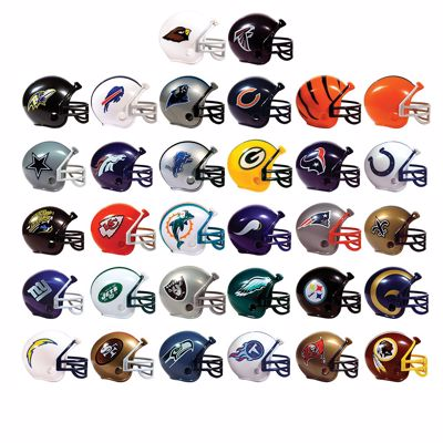 Picture of NFL Helmet Pencil Toppers