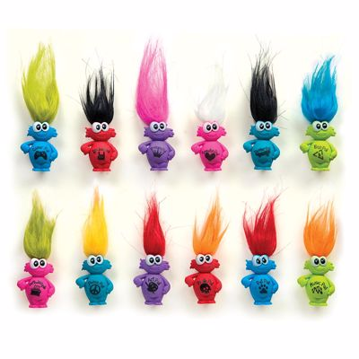 Picture of Monster Pals Eraser Toppers