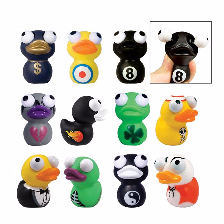 Picture of Duck Eye Popper Toys