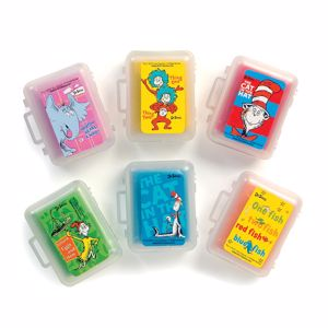 Picture of Dr. Seuss Scented Kneaded Erasers