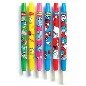 Picture of Dr. Seuss Twist Out Stick Erasers
