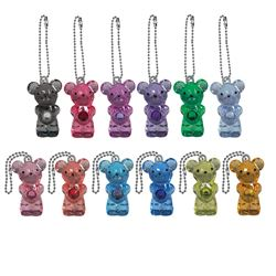 Picture of Birthstone Bears Key Chains
