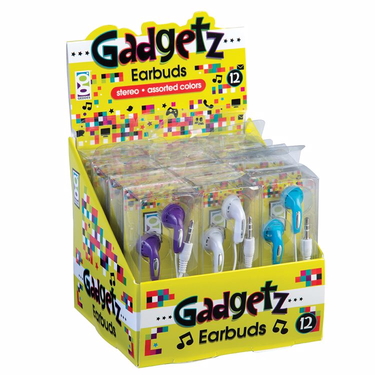 Picture of Gadgetz Earbuds