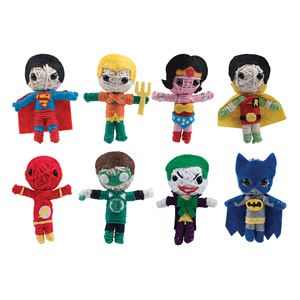 Picture of DC Comics String Dolls
