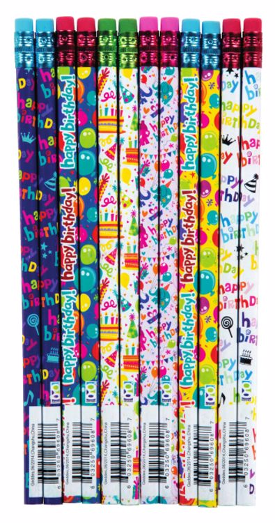 Picture of It's Your Birthday Pencils