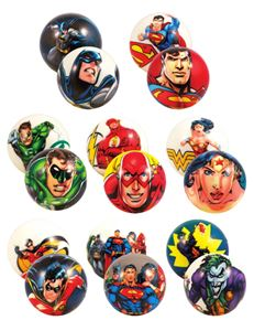 Picture of DC Comics Foam Balls