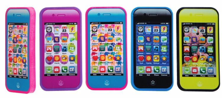 Picture of Life Size Smart Phone Erasers