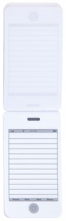 Picture of Smart Phone Memo Pad s