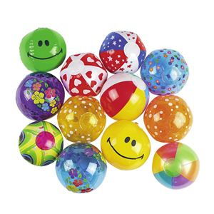 Picture of Inflatable Mini Beach Ball Assortment