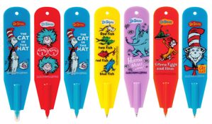 Picture of Dr. Seuss Bookmark Pens