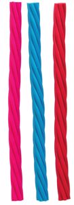 Picture of Scented Licorice Twist Erasers
