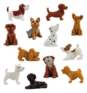 Picture of Adopt A Puppy Toy Animal Figures