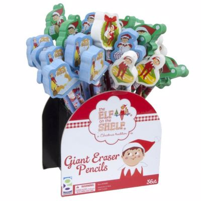 Picture of The Elf on The Shelf® Pencils with Erasers