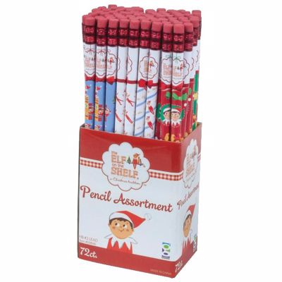Picture of The Elf on the Shelf® Pencils