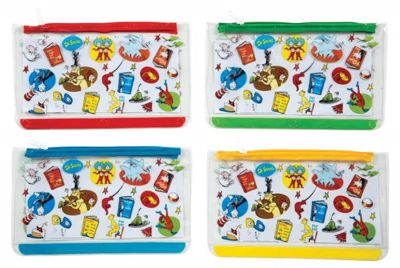 Picture of Dr. Seuss Pencil Pouches