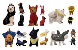 Picture of Dogs in Disguise Figures