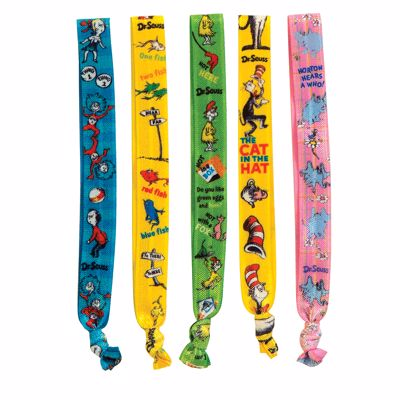 Picture of Dr. Seuss Stretch Bookmarks
