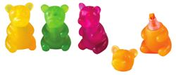 Picture of Scented Gummy Bear Highlighters