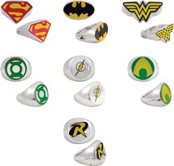 Picture of DC Comics Power Rings