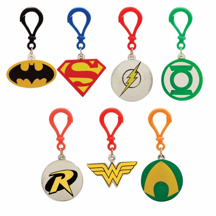 Picture of DC Comics Backpack Clip
