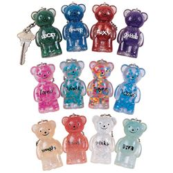 Picture of Jelly Bears Key Chains
