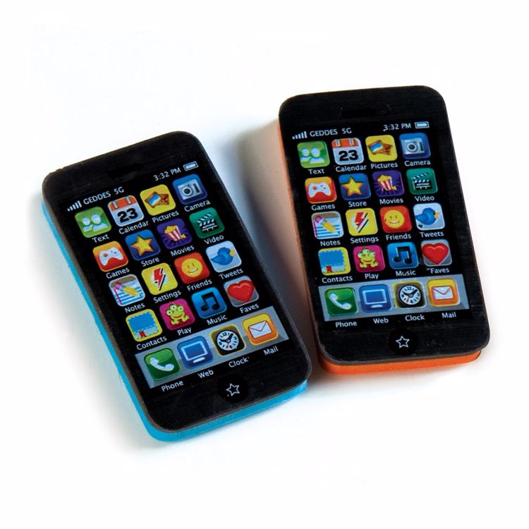 Picture of Smart Phone Erasers