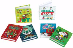 Picture of Peanuts® Holiday Little Notebooks