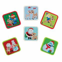 Picture of Rudolph The Red-Nosed Reindeer® Character Erasers