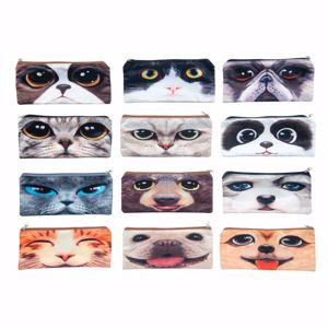 Picture of Wild Eyes Pencil Pouches