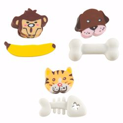 Picture of Chompin' Animal Erasers