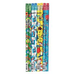 Picture of Dr. Seuss Cat in the Hat Pencils