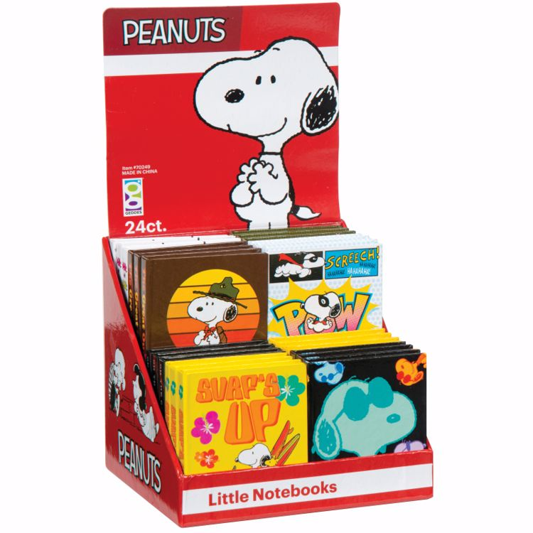 Picture of Peanuts® Little Notebooks