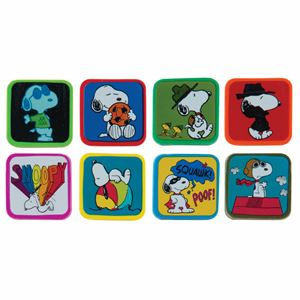 Picture of Peanuts® Character Erasers