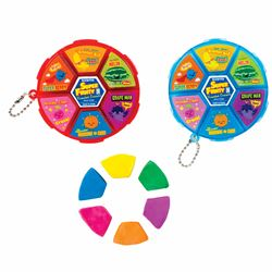 Picture of Super Fruity Scented Kneaded Eraser Wheels