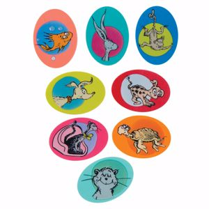 Picture of Dr. Seuss™ What Pet Should I Get™ Erasers