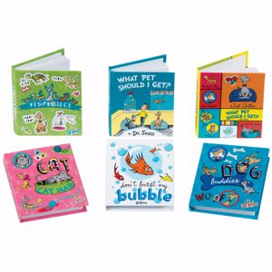 Picture of Dr. Seuss™ What Pet Should I Get™ Little Notebooks