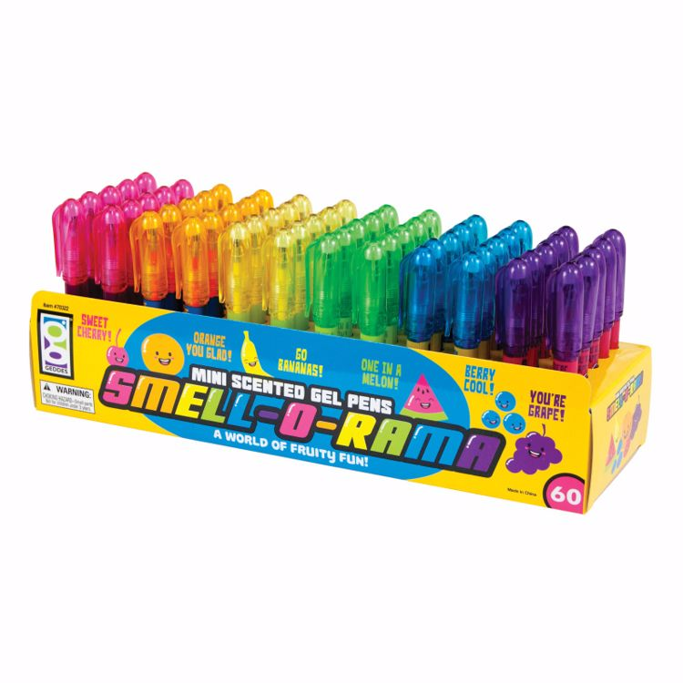 Picture of Smell-O-Rama Mini Scented Gel Pens