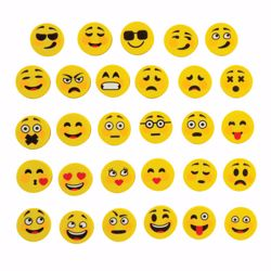 Picture of Emoji Erasers
