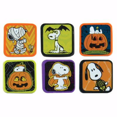 Picture of Peanuts® Halloween Erasers