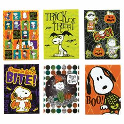 Picture of Peanuts® Halloween Mini Memos