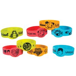 Picture of Wonder Silicone Bracelets