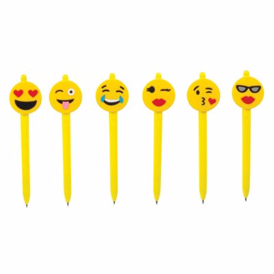 Picture of Emoji Fun Retractable Pens
